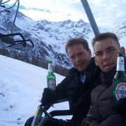 Skifahren mit Börni Jan 2007