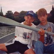 Chrischi und Olli, Sommer '92