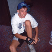 Chrischi, Sommer '92