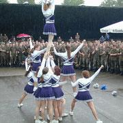 Welccome Party für unsere SFOR Soldaten - 1./PzGrenBtl 72