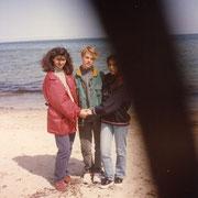 Klassenfahrt Lübeck Heinrich-Helbing Schule '93