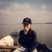Radtour mit Olli und Teetzer nach Devin '91