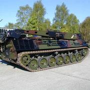 Bergepanzer - 1./PzGrenBtl 72