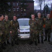 Letzte Übung 2002 - 1./PzGrenBtl 72