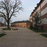 Meine alte Schule, das Goethe Gymnasium (Quelle: eigenes Werk)
