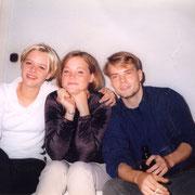 Nadine's 18. Geburtstag '97