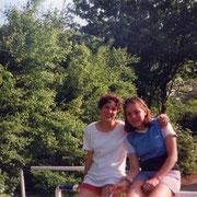 Celine und Nicole '96
