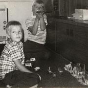Zu Besuch in Osterburg 1985
