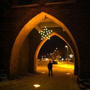 Kniepertor bei Nacht (Quelle: eigenes Werk)