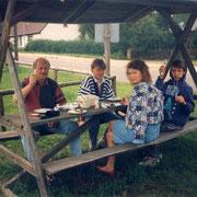 Picknick mit Familie Scheibke '93