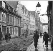 Badenstraße in Richtung Hafen (Quelle: Wikimedia Commons)
