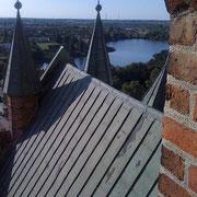 Blick von der Marien-Kirche (Quelle: eigenes Werk)