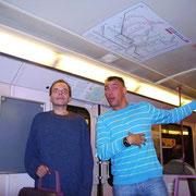 Börni hat seinen Bruder endlich gefunden '06