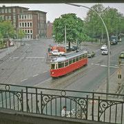 Straßenbild (Landwehr) Mitte 70er (Quelle: Internet)