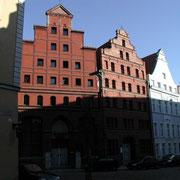 Das Scheele-Haus (Quelle: eigenes Werk)