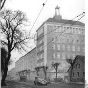 Frankendamm Hotel Baltic (Quelle: Wikimedia Commons)