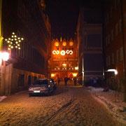 Stralsund im Dezember '10 (Quelle: eigenes Werk)