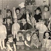 Fasching im Kindergarten Boddenweg '81