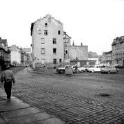 Blick in die Wasserstraße 1990 (Foto: Harry Hardenberg)