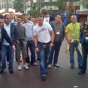 Fussball aufm Kiez '08