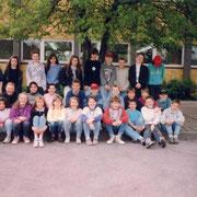 Klassenfoto Heinrich-Helbing Schule '91
