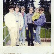 Olli's Jugendweihe '92