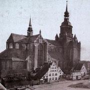 Neuer Markt im 19.Jahrhundert (Quelle: Wikimedia Commons)
