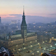 Rathaus 1965 (Quelle: Wikipedia)