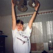 Olli hängt (die Lampe) ab '92