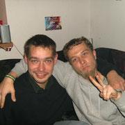 Olli und Teetzer '06