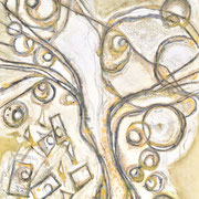"""TREE OF LIFE""  (28x22)  $800"