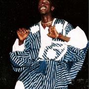 El Hadji Dabo- Afrikanischer Tanz in Abéné; Casamance