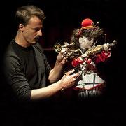 Las marionetas de Rubén Orsini
