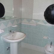 Badezimmer Villetta Salvo