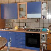 Küche der Villa Giuseppina