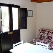Wohn- und Essbereich Villetta Carol
