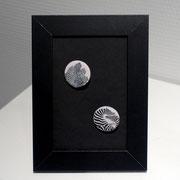Badges Vasarely zèbre (au choix)