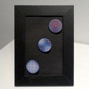 Badges Vasarely Cosmos (au choix)