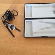 €BIEDEN Grundig GDM 313 Microfoon als nieuw