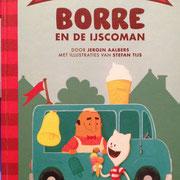 € 3,50 Borre en de ijscoman