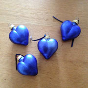 € 1,00 voor deze vier hartjes