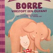 € 3,50 Borre verstopt een olifant