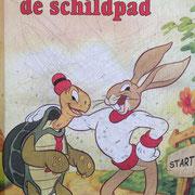 €2,00 De haas en de schildpad Disney Boekenclub