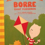 € 3,50 Borre gaat vliegeren