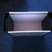 € 2,00 karton/kunststof hangmappenbox (4 stuks in voorraad)