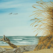 Winter Escape   -   Oil  -  Sold