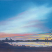 Indiana Sunset II   -   Soft Pastel   -  Available