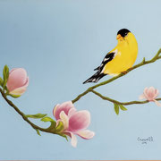 """Spring has Sprung"" - Soft Pastel - 8""x10""  ... Available"