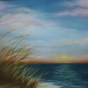 Seascape II   -   Soft Pastel   -  Available