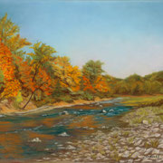 Sugar Creek at the Shades SP  -  Soft Pastel   -  Available